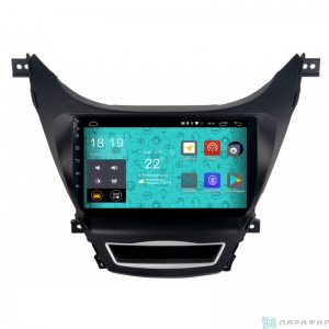 Штатная магнитола Parafar 4G/LTE с IPS матрицей для Hyundai Elantra 2011-2013 на Android 7.1.1 (PF360)