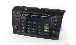 Штатная магнитола Parafar 4G/LTE для Mazda 3 2004-2009 с DVD на Android 7.1.1 (PF161D)