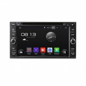Carmedia KD-6957 Головное устройство на Android 5.1.1 для Toyota универсальная