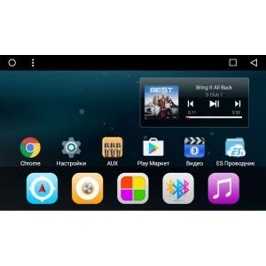 Штатная магнитола Kia Sportage LeTrun 1682 Android 6.0.1 Alwinner экран 9 дюймов