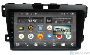 Штатная магнитола Parafar с IPS матрицей для Mazda CX-7 2008-2012 поддержка BOSE на Android 8.1.0 (PF097K)