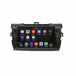 Carmedia KD-8010 Головное устройство на Android 5.1.1 (обновление до версии 7.1) для Toyota Corolla 2006-2013