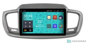 Штатная магнитола Parafar с IPS матрицей для Kia Sorento Prime 2015+ на Android 6.0 (PF223Lite)