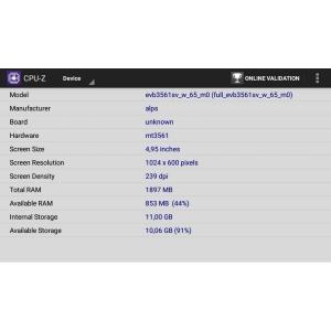 2 DIN Универсальная магнитола Nissan LeTrun 2871 Android 8.x MTK 4G