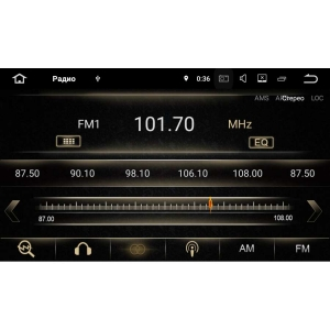 Штатная магнитола Mercedes A/B-class, Vito,Viano,Crafter, Sprinter LeTrun 2047 Android 7.1.2