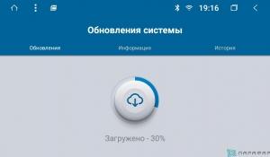 Штатная магнитола Parafar с IPS матрицей для Hyundai Santa Fe 2 2009-2011 на Android 8.1.0 (PF208K)