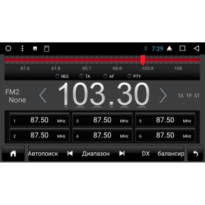 Штатная магнитола Kia Sorento до 2013 года LeTrun 2289 Alwinner Android 7.1.1 Alwinner