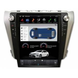 Carmedia NS-1071 Головное устройство на Android 5.1.1(обновление до версии 7.1) для Toyota Camry 11.2014+ (V55)