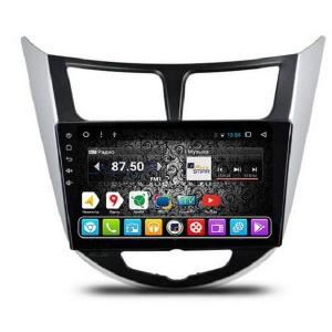 Штатное головное устройство DAYSTAR DS-7011HB Hyundai Solaris  ANDROID 8.1.0