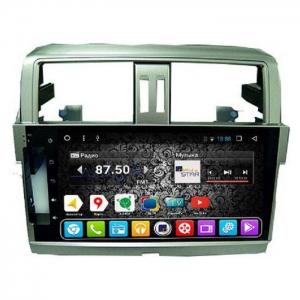 Штатное головное устройство DAYSTAR DS-7047HB Для Toyota Prado 150 2013+г ANDROID 9