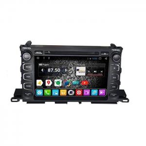 Штатное головное устройство DAYSTAR DS-7094HD ДЛЯ Toyota Highlander 2014+ ANDROID 9