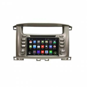 Carmedia KD-7020 Головное устройство на Android 5.1.1 для Toyota Land Cruiser 100