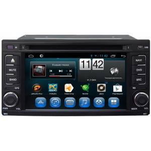 Carmedia QR-6206 Головное устройство на Android 6.0.1 для Subaru Impreza 2007+, Forester 2008-2013, XV 2010+