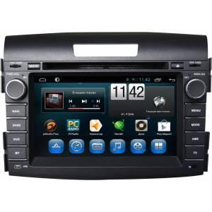 CARMEDIA QR-7104 Головное устройство на Android 6.0.1 для Honda CRV 2012