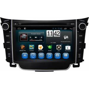CARMEDIA QR-7036 Головное устройство на Android 6.0.1 для Hyundai I30 2011+