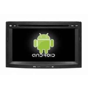 CARMEDIA QR-1053 Головное устройство на Android 6.0.1 для Peugeot 301