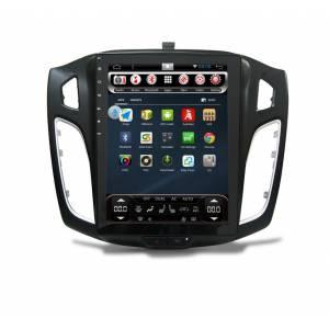 CARMEDIA QR-1065 Головное устройство на Android 6.0.1 для Ford Focus III 2015+
