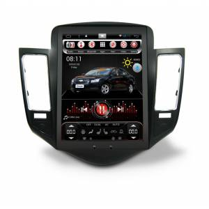 CARMEDIA QR-1064 Головное устройство на Android 6.0.1 для Chevrolet Cruze 2010-2012