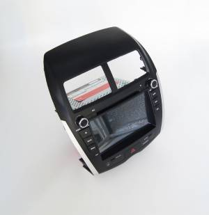 CARMEDIA QR-8023 Головное устройство на Android 6.0.1 для Peugeot 4008 Mitsubishi ASX