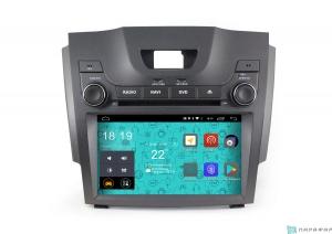 Штатная магнитола Parafar 4G/LTE для Chevrolet Cruze Trialblazer 2 2013+ с DVD на Android 7.1.1 (PF957D)
