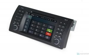 Штатная магнитола Parafar 4G/LTE для BMW X5(1995-2003),E39(1995-2003),E53(2000-2007) с DVD на Android 7.1.1 (PF395D)