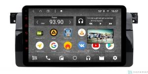 Штатная магнитола Parafar с IPS матрицей для BMW E46 на Android 8.1.0 (PF396K)