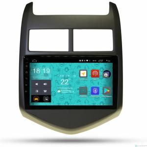 Штатная магнитола Parafar с IPS матрицей для Chevrolet Aveo 2011-2014 на Android 6.0 (PF992Lite)