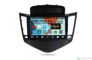 Штатная магнитола Parafar с IPS матрицей для Chevrolet Cruze 2009-2012 на Android 8.1.0 (PF045K)