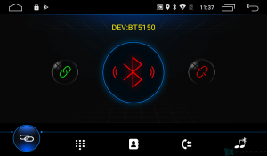 Штатная магнитола Parafar с IPS матрицей для Chevrolet Trailblazer на Android 6.0 (PF957Lite)