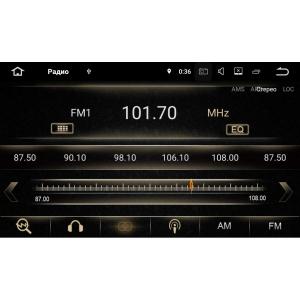 Штатная магнитола Mitsubishi Pajero 4 LeTrun 2065 Android 7.1.2