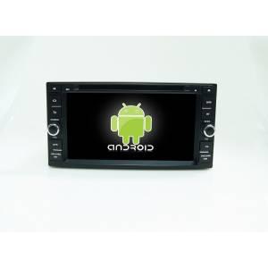 CARMEDIA QR-6952 Универсальное головное устройство на Android 6.0.1 для Toyota