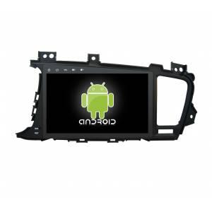 Carmedia QR-9045 Головное устройство на Android 6.0.1 для Kia Optima/K5 2010-2013, дорестайл