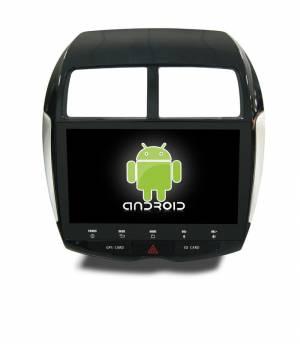 CARMEDIA QR-1046 Головное устройство на Android 6.0.1 для Peugeot 4008