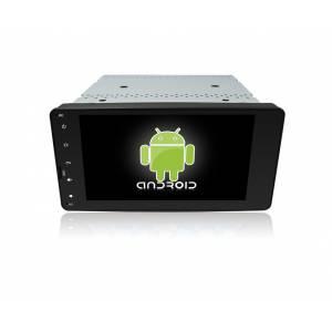 CARMEDIA QR-7118 Универсальное головное устройство на Android 6.0.1 для Mitsubishi