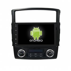 Carmedia QR-9050 Головное устройство на Android 6.0.1 для Mitsubishi Pajero IV 2006-2015 (V97/V93)