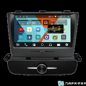 Штатная магнитола Parafar для Kia Sorento R2 (топовая комплектация) на Android 7.1.1 (PF225P) 8ми ядерный
