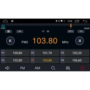 Штатная магнитола Hyundai IX35 LeTrun 1476 Android 6.0.1 MTK 4G
