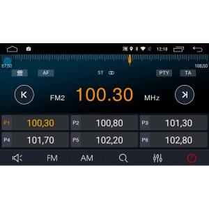 Штатная магнитола Kia Ceed с 2013 года LeTrun 2322 Android 6.0.1 MTK 4G 8 ядер