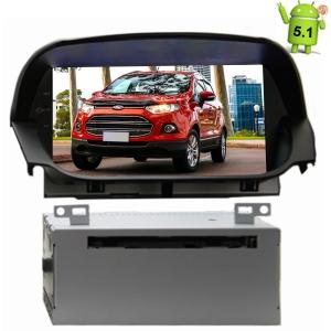 Штатная магнитола Ford Ecosport Android 5.1 + камера заднего вида