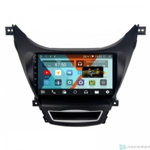 Штатная магнитола Parafar с IPS матрицей для Hyundai Elantra на Android 8.1.0 (PF360K)