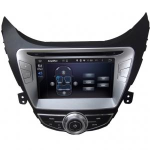 Штатное головное устройство для HYUNDAI Elantra 2011-2012/AVANTE  2011/I35 2011 на Android 8.0 Carmedia KDO-8028