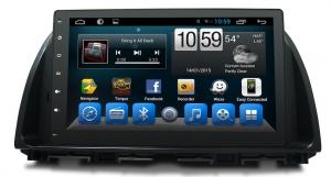 Штатное головное устройство Mazda CX-5 2011-2016 с поддержкой всех штатных функций (1 поколение KE дорестайл) на Android 7.1 CARMEDIA KR-1045-T8