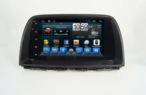 Головное устройство Mazda CX-5 2011-2016 с поддержкой всех штатных функций (1 поколение KE дорестайл) на Android 7.1 CARMEDIA KR-9015-T8