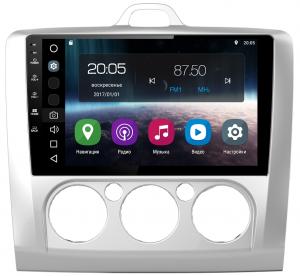 Штатная магнитола FarCar s200 для Ford Focus, Mondeo, C-Max, Galaxy на Android 8.0.1 (V003R-DSP)