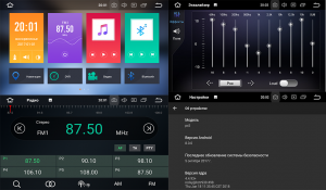 Штатное головное устройство для HYUNDAI i40 2011+ на Android 8.0 Carmedia KDO-7029