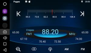 Штатная магнитола FarCar s200 для Chevrolet Captiva 2012+ на Android 8.0.1 (V109)