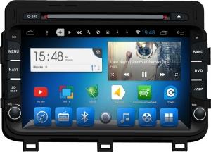 Головное устройство KIA Optima 2014+ на Android 6.0.1 CARMEDIA QR-8083
