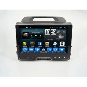 CARMEDIA QR-9014 Головное устройство на Android 6.0.1 для Kia Sportage R