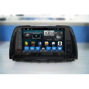 CARMEDIA QR-9016 Головное устройство на Android 6.0.1 для Mazda 6