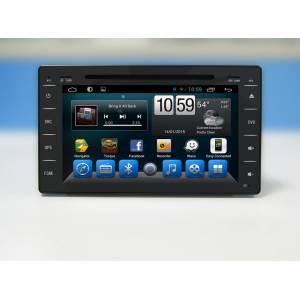 CARMEDIA QR-8108 Универсальное Головное устройство на Android 6.0.1 для Toyota Hilux 2012